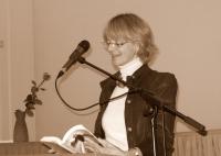 Táňa Medvecká čte ukázku