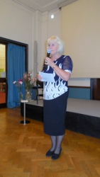 Vyhlášení Ceny Josefa Jungmanna zahajuje předsedkyně OP Hana Linhartová